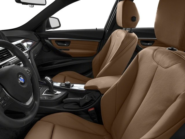 2018 BMW 3 Series Prices and Values Sedan 4D 330xi AWD front seat interior