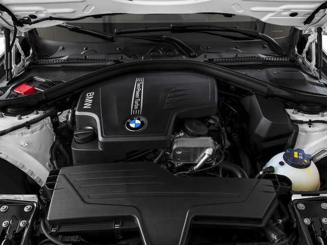 2018 BMW 3 Series Prices and Values Sedan 4D 330xi AWD engine
