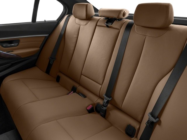 2018 BMW 3 Series Prices and Values Sedan 4D 330xi AWD backseat interior