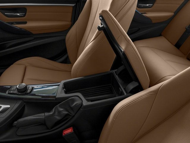 2018 BMW 3 Series Prices and Values Sedan 4D 330i center storage console