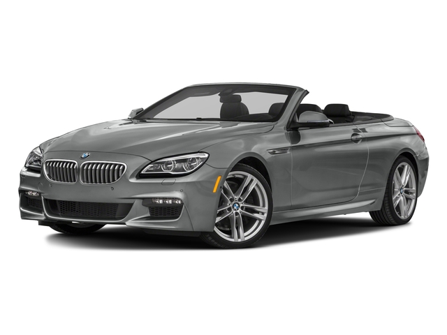 2018 Bmw 6 Series Base Price 650i Convertible Pricing Side Front View