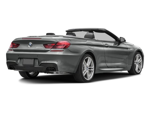 2018 Bmw 6 Series Base Price 650i Convertible Pricing Side Rear View