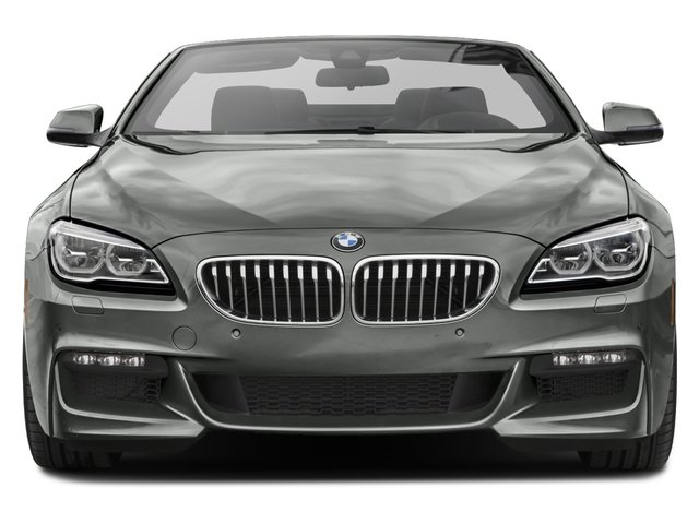 2018 BMW 6 Series Pictures 6 Series 650i xDrive Convertible photos front view