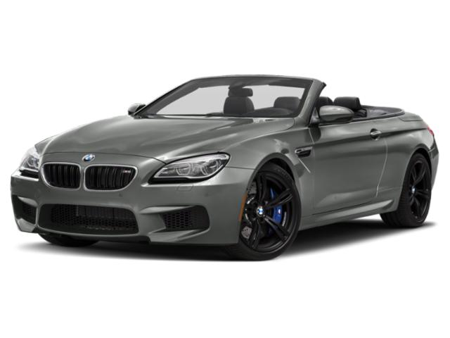 2018 BMW M6 Pictures M6 Convertible photos side front view