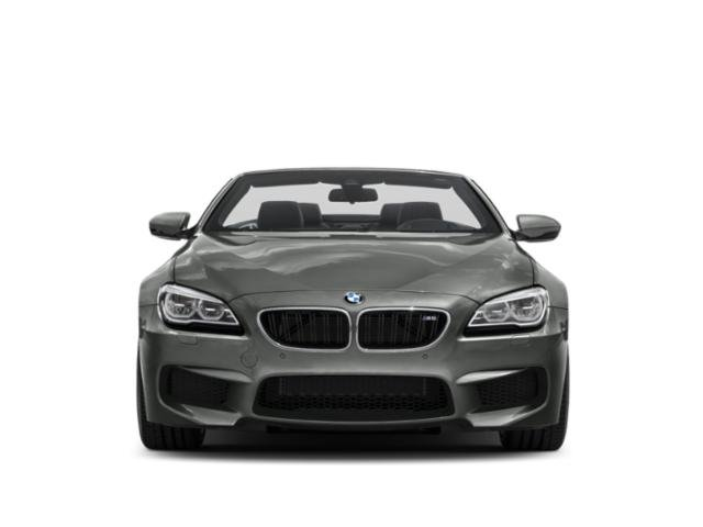 2018 BMW M6 Pictures M6 Convertible photos front view