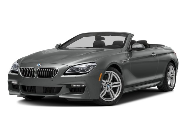 2018 BMW 6 Series Base Price 640i Convertible Pricing Side Front View