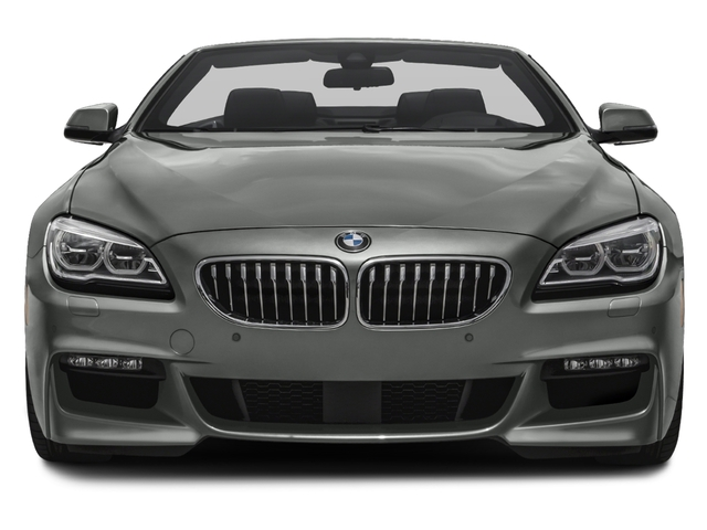 2018 BMW 6 Series Base Price 640i Convertible Pricing Front View