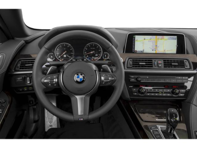 2018 BMW 6 Series Pictures 6 Series 640i Convertible photos driver's dashboard