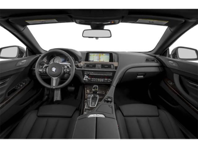2018 BMW 6 Series Pictures 6 Series 640i Convertible photos full dashboard