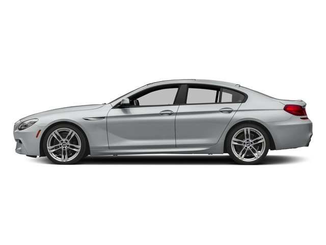 2018 BMW 6 Series Prices and Values Sedan 4D 640xi AWD side view