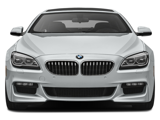 2018 BMW 6 Series Prices and Values Sedan 4D 640xi AWD front view