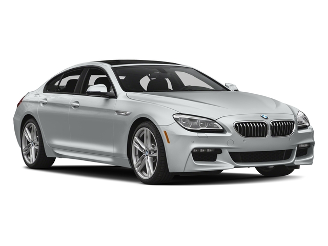 2018 BMW 6 Series Prices and Values Sedan 4D 640xi AWD side front view
