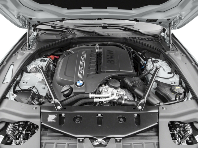 2018 BMW 6 Series Prices and Values Sedan 4D 640xi AWD engine