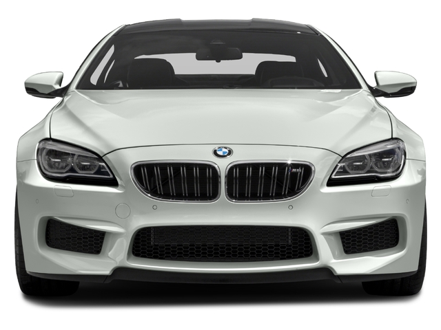 2018 BMW M6 Base Price Gran Coupe Pricing front view