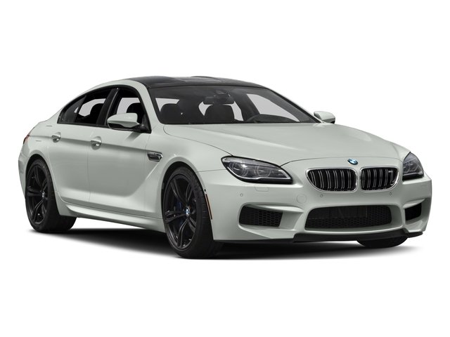 2018 BMW M6 Base Price Gran Coupe Pricing side front view