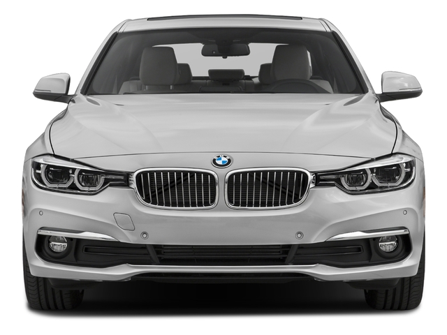 2018 BMW 3 Series Prices and Values Sedan 4D 328d front view