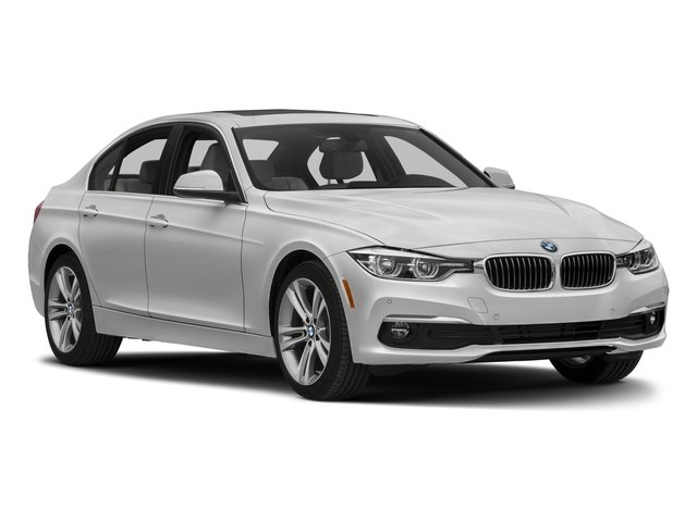 2018 BMW 3 Series Prices and Values Sedan 4D 328d side front view