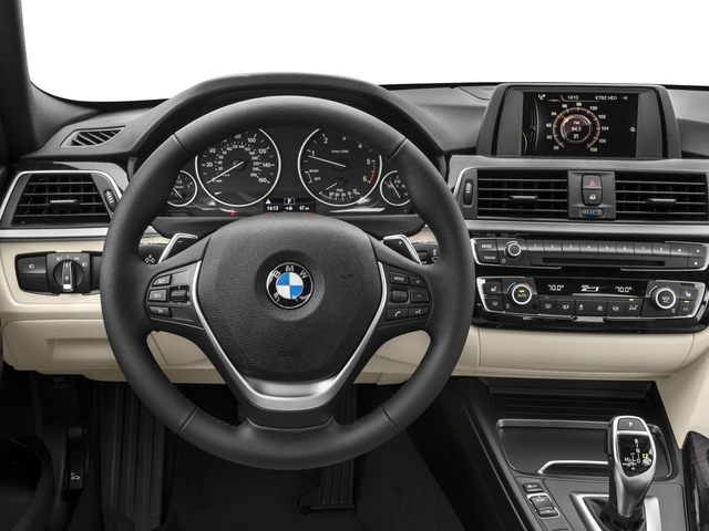 2018 BMW 3 Series Prices and Values Sedan 4D 328d driver's dashboard