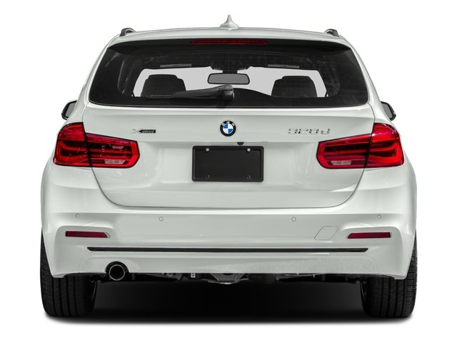 2018 BMW 3 Series Pictures 3 Series 328d xDrive Sports Wagon photos rear view