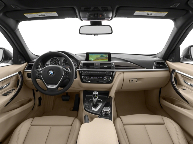 2018 BMW 3 Series Pictures 3 Series 328d xDrive Sports Wagon photos full dashboard