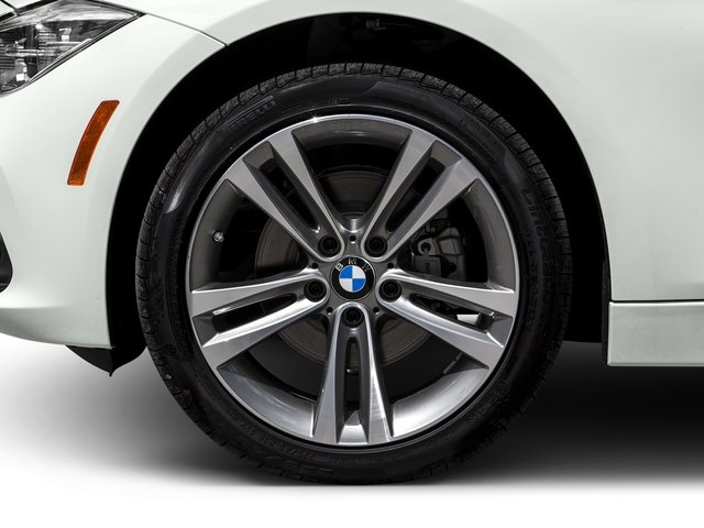 2018 BMW 3 Series Pictures 3 Series 328d xDrive Sports Wagon photos wheel