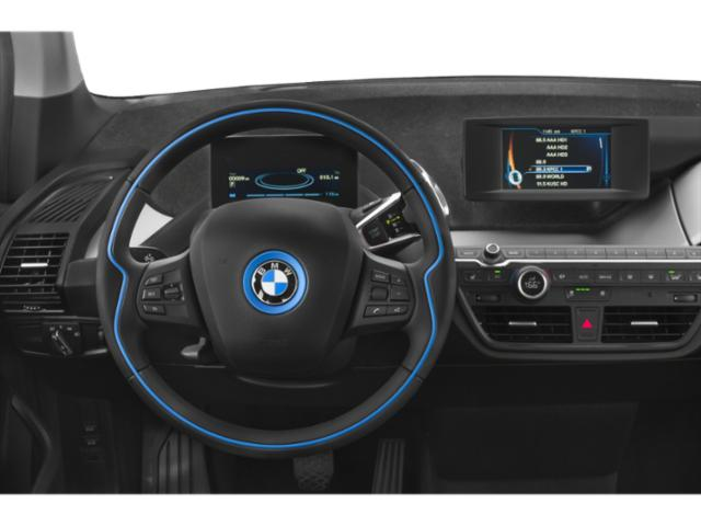 2018 BMW i3 Pictures i3 Hatchback 4D S w/Range Extender photos driver's dashboard