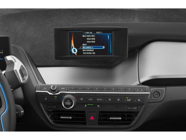 2018 BMW i3 Prices and Values Hatchback 4D w/Range Extender stereo system