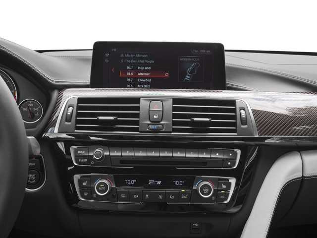 2018 BMW M4 Base Price Convertible Pricing stereo system
