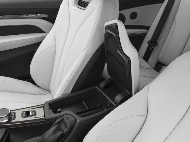 2018 BMW M4 Base Price Convertible Pricing center storage console