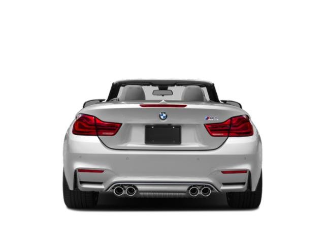 2018 BMW M4 Base Price Convertible Pricing rear view