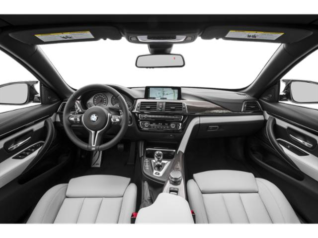 2018 BMW M4 Base Price Convertible Pricing full dashboard
