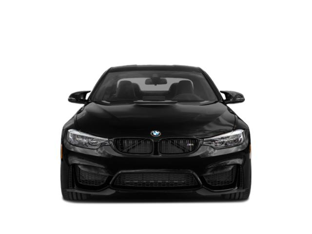 2018 BMW M4 Base Price Convertible Pricing front view