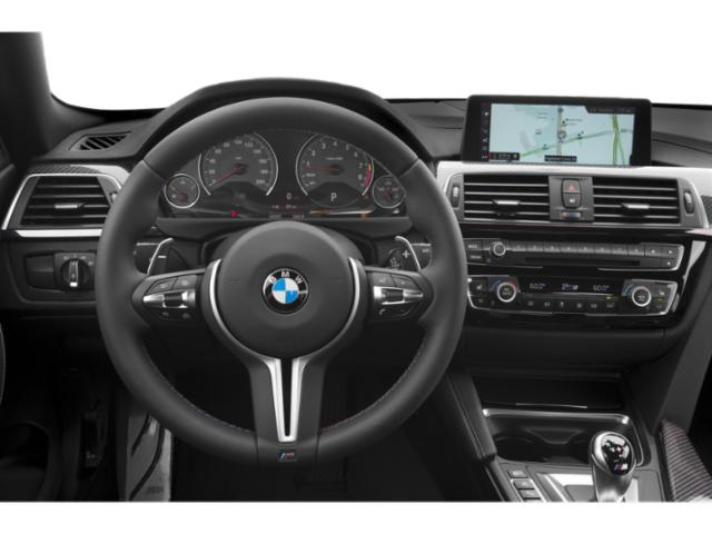 2018 BMW M4 Base Price Convertible Pricing driver's dashboard