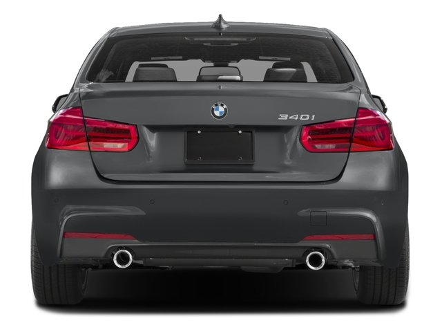 2018 BMW 3 Series Prices and Values Sedan 4D 340i rear view