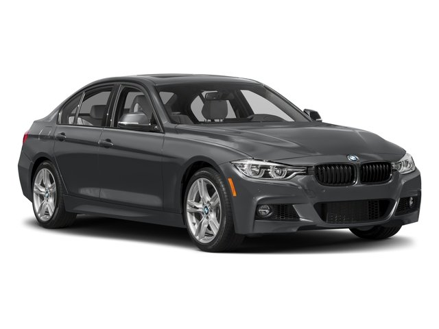 2018 BMW 3 Series Prices and Values Sedan 4D 340i side front view