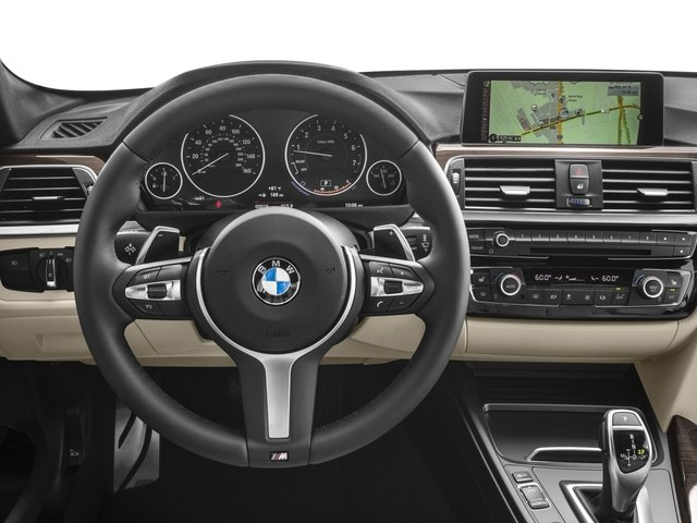 2018 BMW 3 Series Prices and Values Sedan 4D 340i driver's dashboard