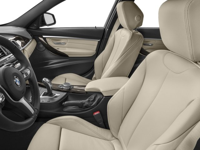 2018 BMW 3 Series Prices and Values Sedan 4D 340i front seat interior
