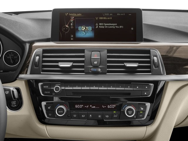 2018 BMW 3 Series Prices and Values Sedan 4D 340i stereo system