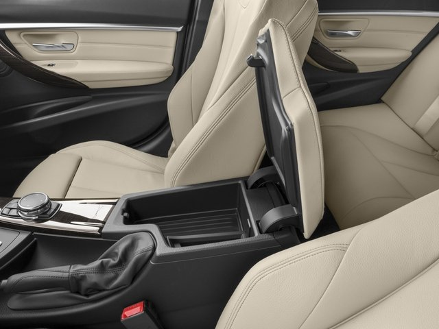 2018 BMW 3 Series Prices and Values Sedan 4D 340i center storage console