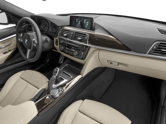2018 BMW 3 Series Prices and Values Sedan 4D 340i passenger's dashboard