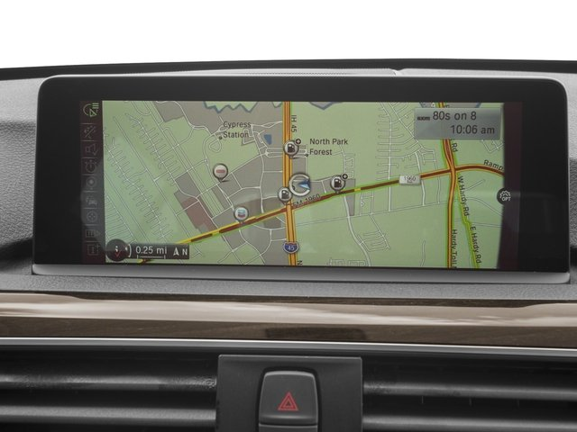 2018 BMW 3 Series Prices and Values Sedan 4D 340i navigation system