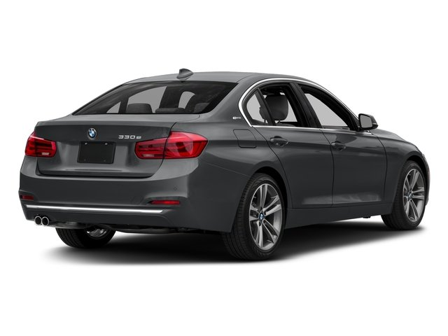 2018 Bmw 3 Series Base Price 330e Iperformance Plug In Hybrid Pricing Side Rear View
