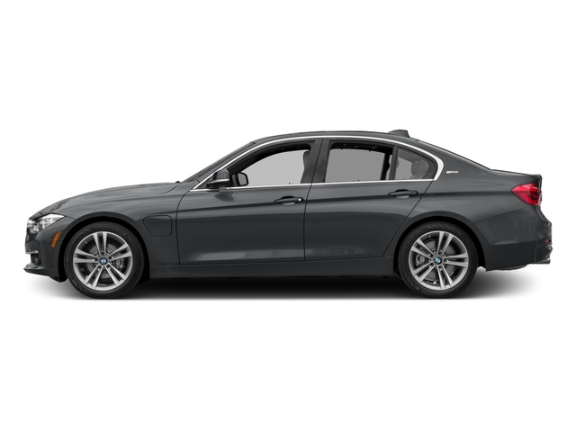 2018 BMW 3 Series Base Price 330e iPerformance Plug-In Hybrid Pricing side view