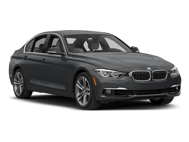 2018 BMW 3 Series Base Price 330e iPerformance Plug-In Hybrid Pricing side front view
