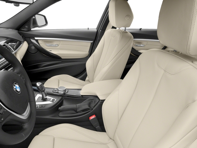 2018 BMW 3 Series Base Price 330e iPerformance Plug-In Hybrid Pricing front seat interior