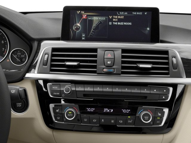 2018 BMW 3 Series Base Price 330e iPerformance Plug-In Hybrid Pricing stereo system
