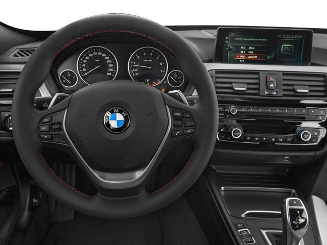 2018 BMW 3 Series Pictures 3 Series 330i xDrive Gran Turismo photos driver's dashboard