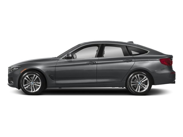2018 BMW 3 Series Pictures 3 Series 340i xDrive Gran Turismo photos side view