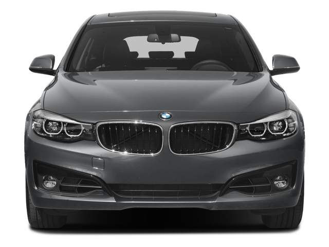 2018 BMW 3 Series Pictures 3 Series 340i xDrive Gran Turismo photos front view