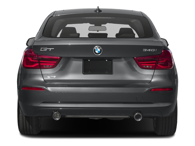 2018 BMW 3 Series Pictures 3 Series 340i xDrive Gran Turismo photos rear view